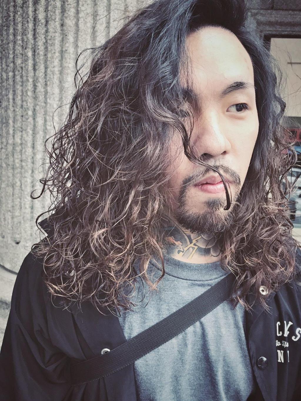 ▲長髮男子髮型 。(圖/stylemap提供)