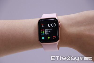 Apple Watch Series 4開箱