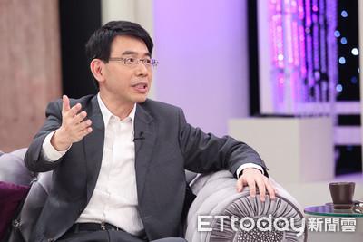 劉寶傑辭《關鍵》爆2020年選立委! 本人回應網嚇瘋:太黑暗了