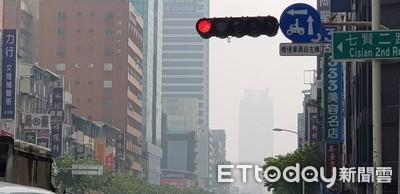 PM2.5最糟縣市出爐!高雄連2年慘翻