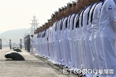 共軍台海巡弋 國防部:聯合情監偵嚴密掌握