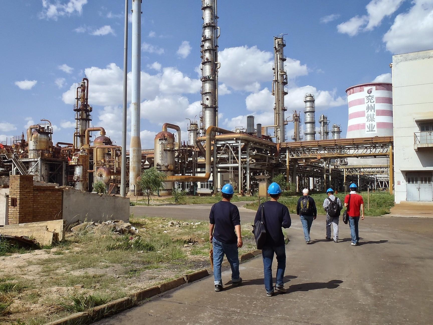 ▲工廠,勞工。(圖/取自免費圖庫Pixabay)