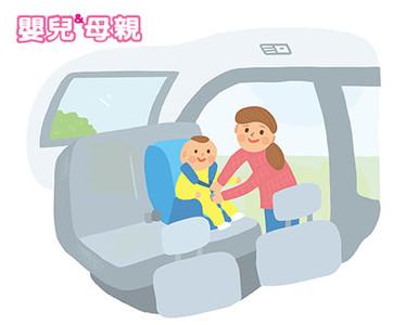 汽座放錯位置 寶寶送命機率恐大增