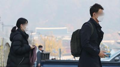 大半年泡在霧霾裡 首爾烏煙北京卻明朗 南韓哭吞全球空氣第二髒