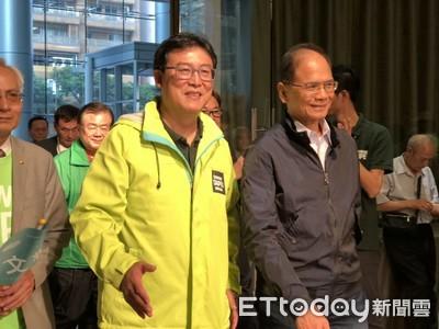 游錫堃:盼4年前遺憾別在台北發生