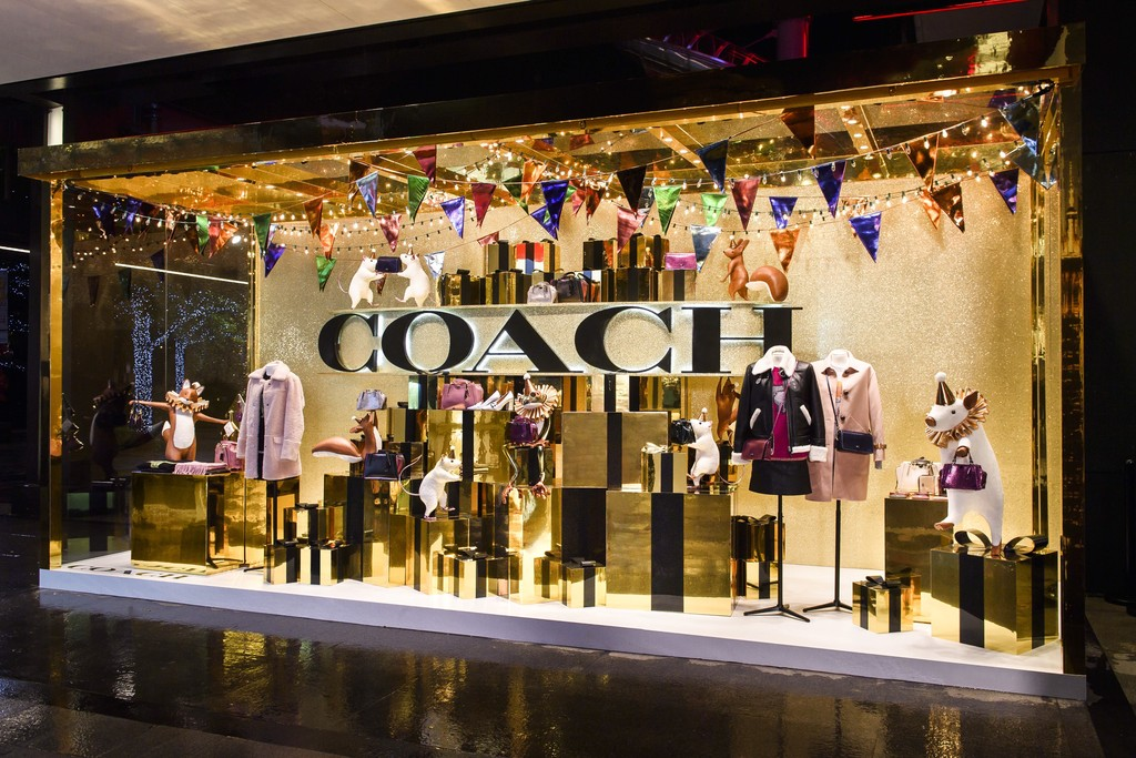 ▲▼COACH Holiday。(圖/COACH提供)