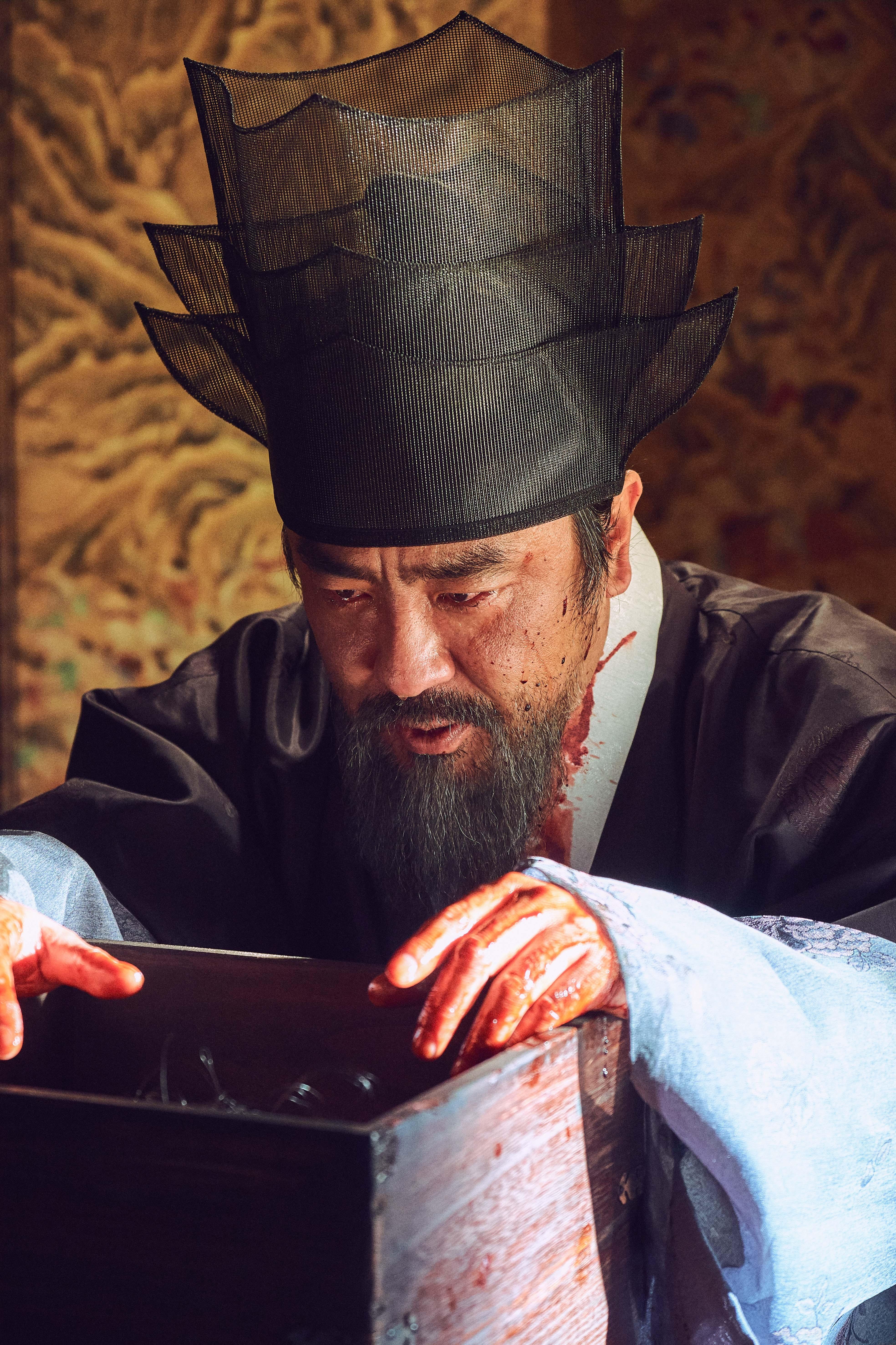 ▲▼《李屍朝鮮:第一季》朱智勛、柳承龍、金銀淑、金成勳。(圖/Netflix提供)