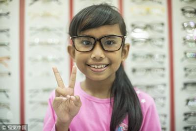 近視人口攀升 中小學生超過1億人
