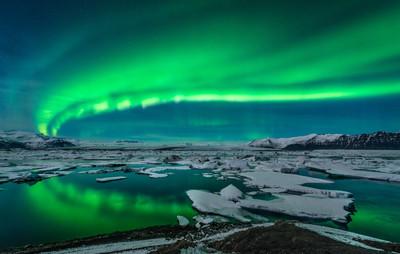 春節追極光 享受北歐芬蘭、冰島