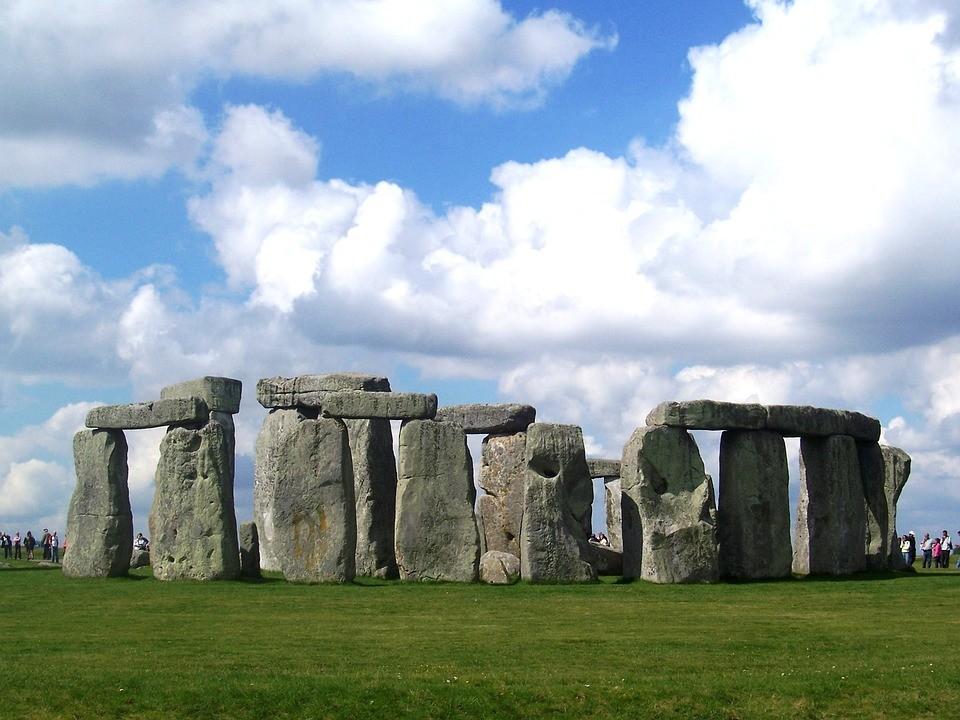 ▲▼ 巨石陣。(圖/取自免費圖庫pixabay)