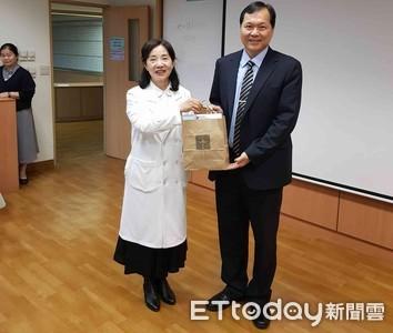 王正坤 花蓮慈濟醫院演講醫美