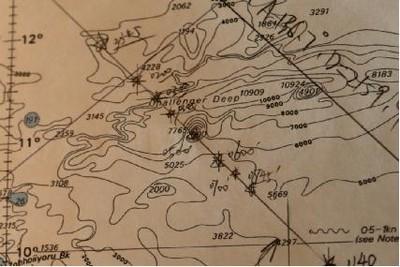 「雪龍」穿越地球第四極馬里亞納海溝