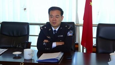 林銳任大陸公安部副部長