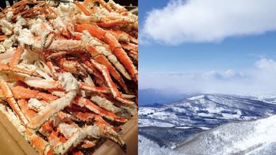 北海道絕美留壽滑雪場「極上粉雪」一生必去 還能螃蟹吃到飽
