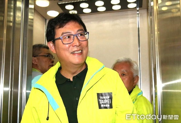 ▲民進黨台北市長候選人姚文智出席民間社福白皮書記者會。(圖/記者屠惠剛攝)