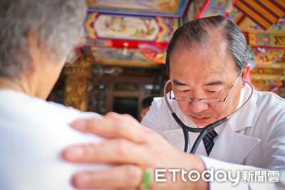 「有福的人走進去!」深耕東台灣16年 許文林獲醫療奉獻獎