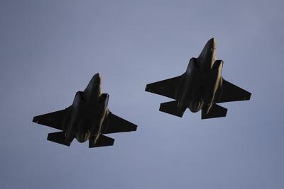 蔡英文政府放棄購買F-35 改買66架F-16V
