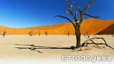 去納米比亞=看過全世界的風景