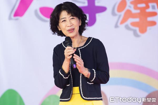 ▲▼台北市長柯文哲妻子陳佩琪出席聯合醫院活動。(圖/記者季相儒攝)