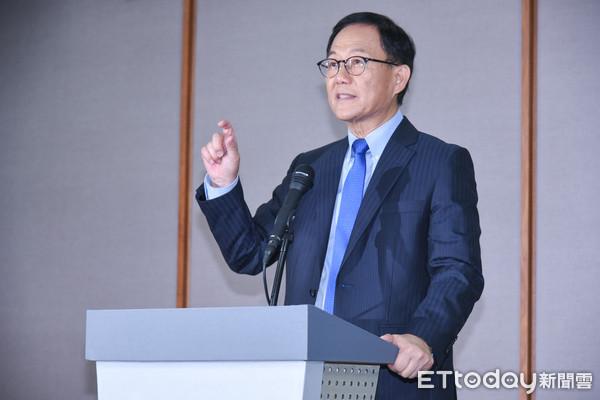 ▲▼台北市長候選人辯論,國民黨候選人丁守中。(圖/記者林敬旻攝)
