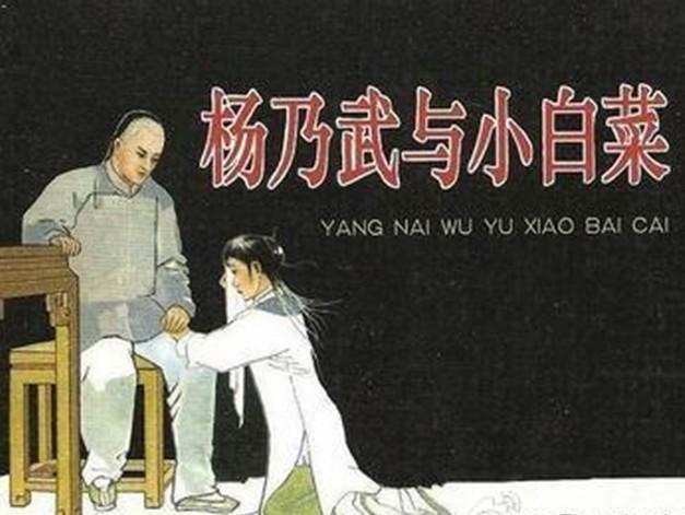 ▲楊乃武與小白菜。(圖/翻攝自微博/深讀文叢官博)