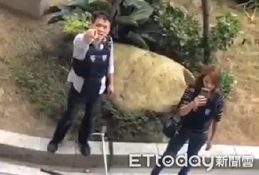 蘆竹王陽明拒捕IG開直播 網歪樓看女警
