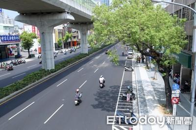 民進黨認證!中市道路品質六都最差