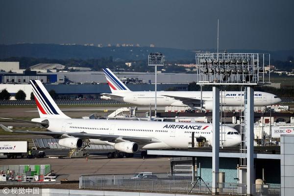 ▲▼ 法航,法國航空, air france。(圖/CFP)