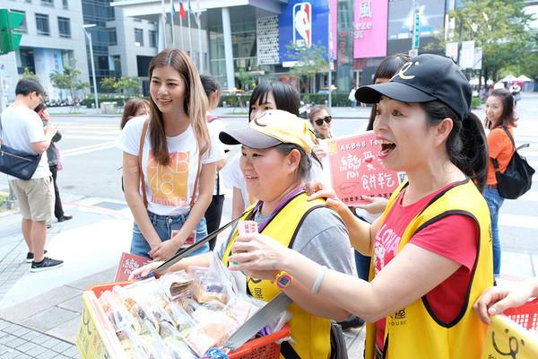 ▲▼AKB48 Team TP。(圖/好言娛樂提供)