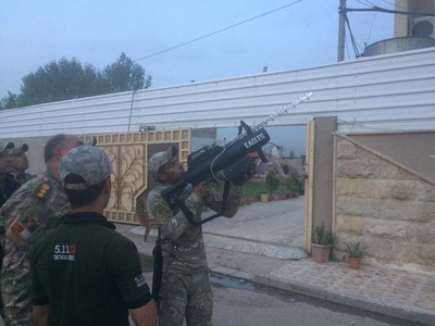 台灣製無人機干擾器現蹤伊拉克戰場