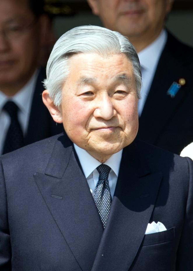 ▲明仁天皇,日本(圖/翻攝自wikipedia)