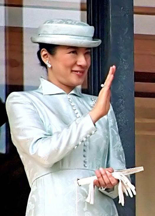 ▲雅子妃,日本(圖/翻攝自wikipedia)