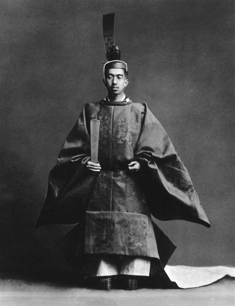 ▲昭和天皇,日本(圖/翻攝自wikipedia)