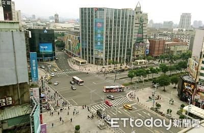 REITs都更首例 台北中華大樓翻新