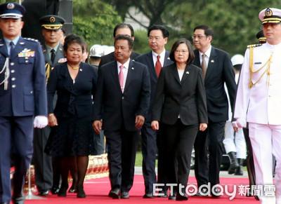 帛琉大陸觀光客減少 蔡英文:台灣會給支持