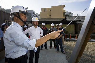 竹市公道三安置基地工程預計明年完工