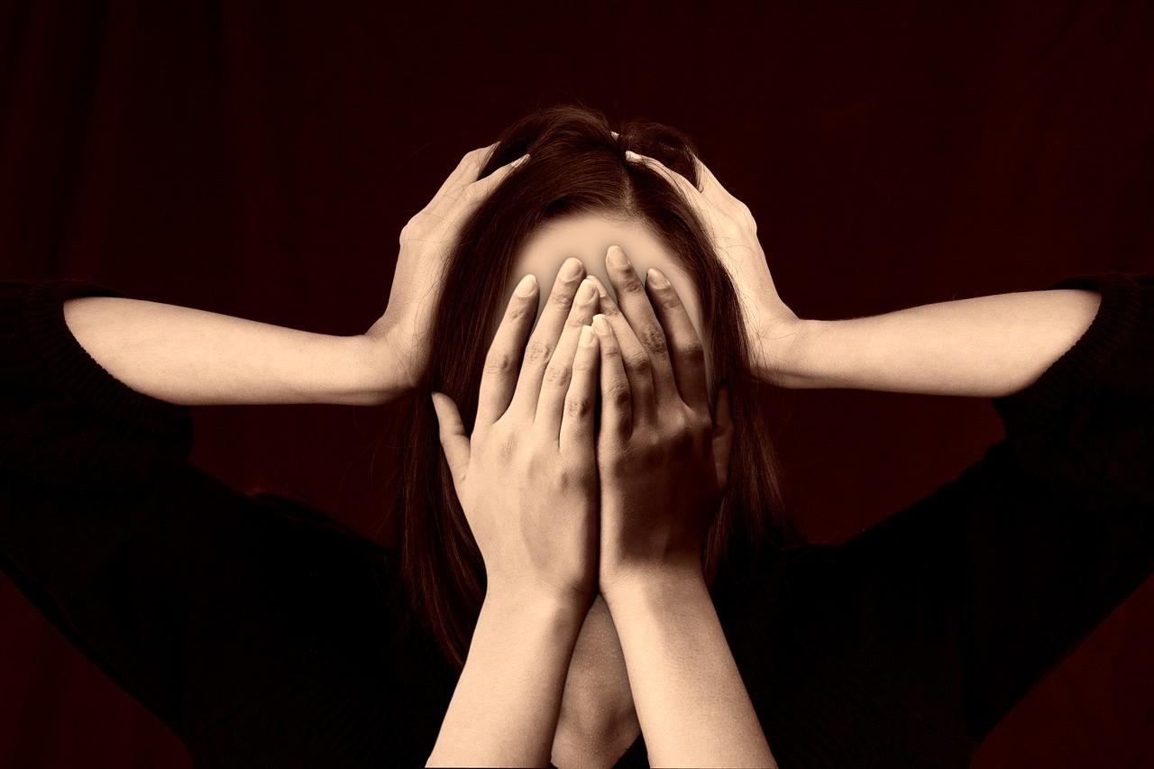 ▲壓力,焦慮 。(圖/取自免費圖庫pixabay)
