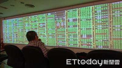 台股今日震盪逾300點 金管會主委:正常現象