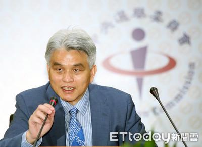 陳英鈐遭彈劾:哪裡違法?只歸咎我一人不合理