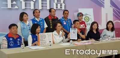 網傳陸資助韓國瑜10億人民幣 高雄藍營怒駁