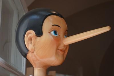 西班牙研究:說謊鼻子會變短