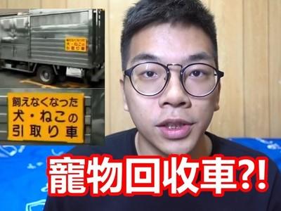 日「寵物回收車」殘忍窒息→0安樂