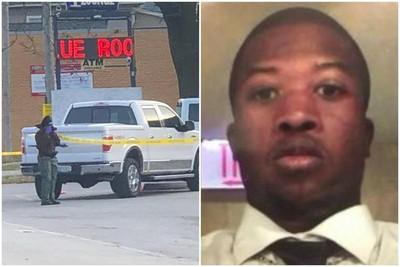 看到黑人就開槍?保安制伏歹徒奪槍 警察一到場竟先擊斃他