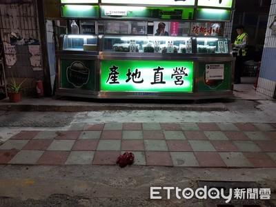 滿身血男求救檳榔攤 店家驚恐急扣119