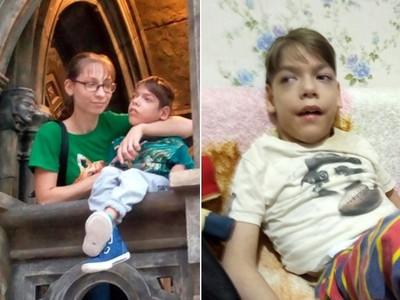 養癱瘓兒買不起輪椅 窮母「留他一人不放心」相擁跳樓共赴黃泉