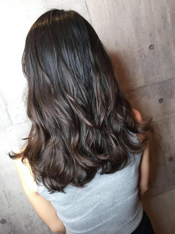 ▲▼ 咖啡色調髮型 。(圖/stylemap提供)
