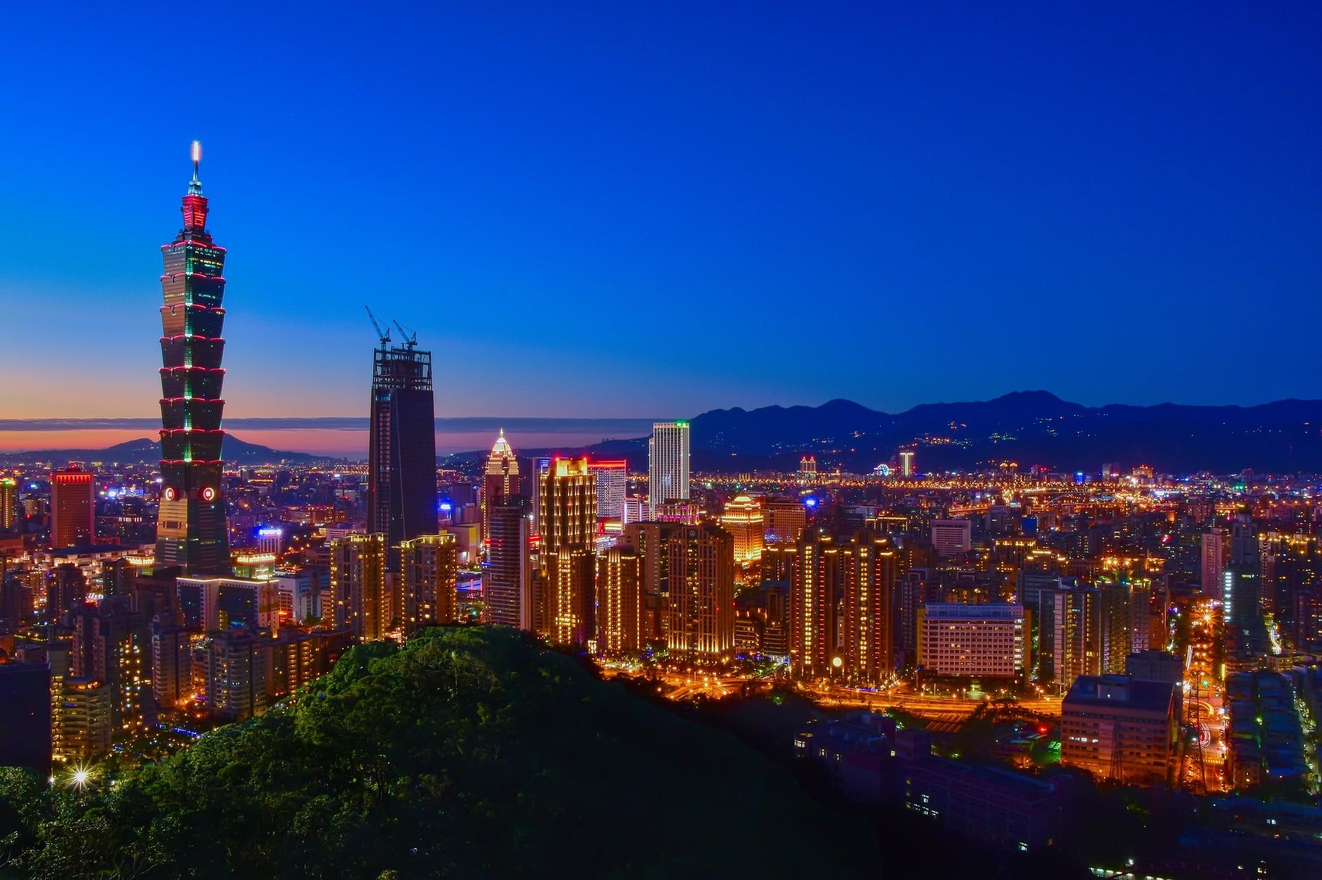 ▲▼ 台北101,101大樓,。(圖/免費圖庫pixabay)