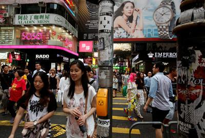 香港股市的質變與量變