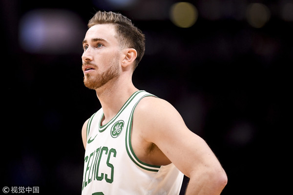 ▲▼Gordon Hayward。(圖/CFP)