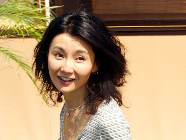 ▲張曼玉2010年時仍是仙氣飄飄的女神。(圖/CFP)